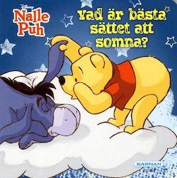 Nalle Puh. Vad är bästa sättet att somna?