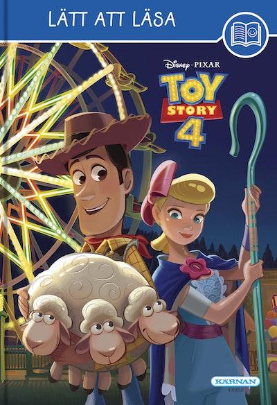 Lätt att läsa - Toy Story 4