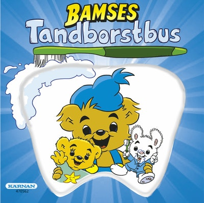 Bamse tandborstbus