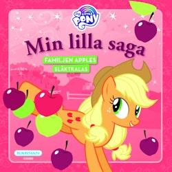 Min lilla saga My Little Pony Familjen Apples släktkalas