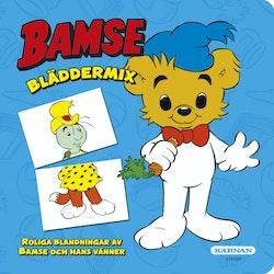 Bamse bläddermix