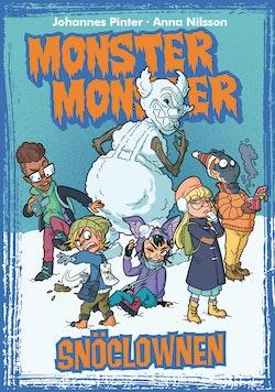Monster monster 11 Snöclownen