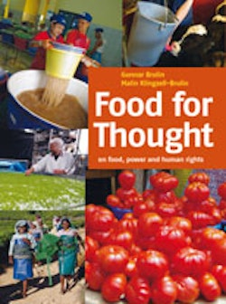Food for thought : on food, power and human rights