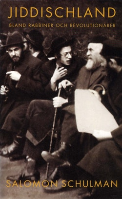 Jiddischland : bland rabbiner och revolutionärer