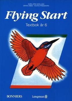 Flying Start år 6 Textbok
