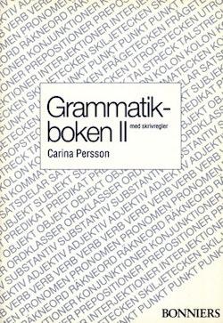 Grammatikboken II