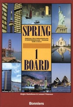 Springboard 1 Allt i ett-bok
