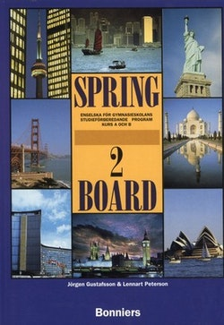 Springboard 2 Allt i ett-bok