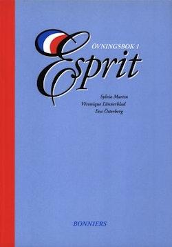 Esprit. 1, Övningsbok