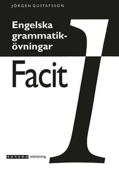 Engelska gram.övn. 1 Elevfacit 5 st