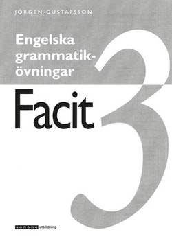 Engelska grammatikövn. 3 Elevfacit (5-pack)