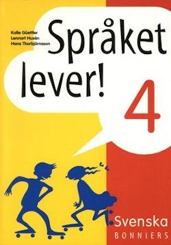 Språket lever! 4 Grundbok