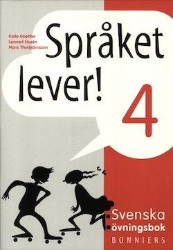 Språket lever! 4 Övningsbok