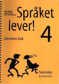 Språket lever! 4 Lärarens bok