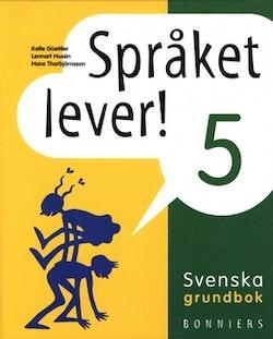 Språket lever! 5 Grundbok