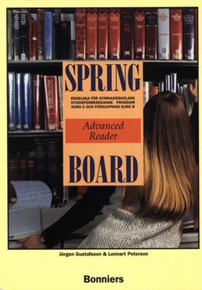 Springboard Advanced reader