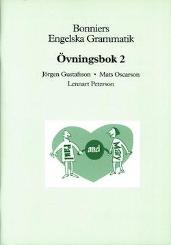 Bonniers Engelska Grammatik Övningsbok 2