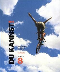 Du kannst! åk 8 Textbok inkl. elev-cd-rom