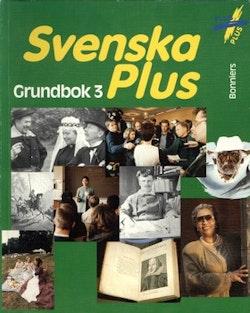 Svenska Plus 3 Grundbok