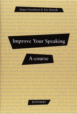 Improve Your Speaking  A-course (5-pack)