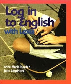 Log in to English 1 with Lexia Elevbok inkl. ljudfiler och cd-romövningar