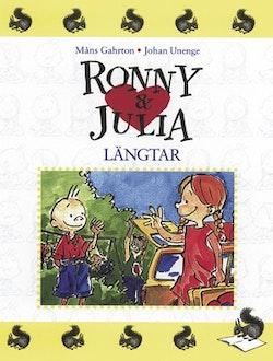 Ronny och Julia längtar