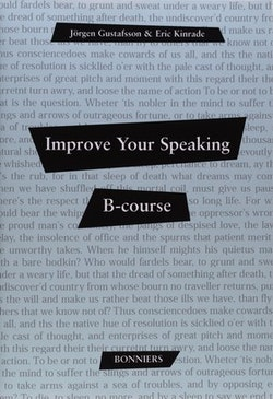 Improve Your Speaking B-course (5-pack)
