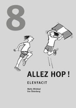 Allez hop! år 8 Elevfacit (5-Pack)