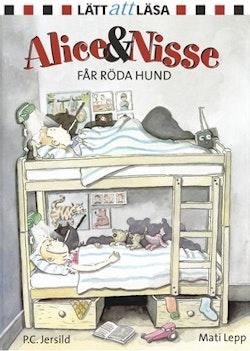 Alice och Nisse får röda hund