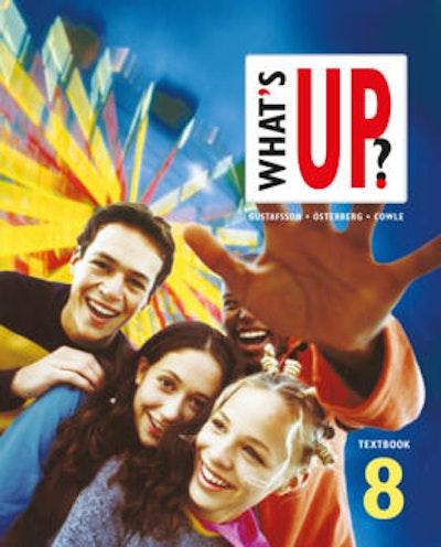What's up? åk 8 Textbok inkl. ljudfiler, elevwebb
