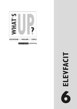 What's up?. 6, Elevfacit