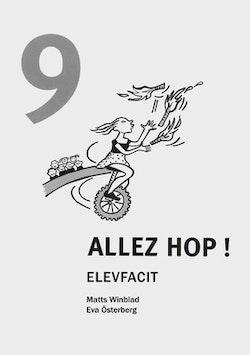 Allez hop!. 9, Elevfacit  (5-pack)