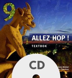 Allez hop!. 9, Textbokens elev-cd för komplettering  (5-pack)