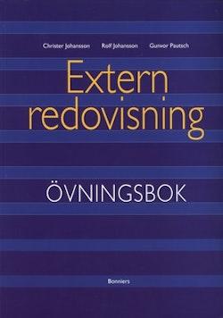 Extern redovisning. Övningsbok