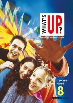What's up? år 8 Lärarhandledning