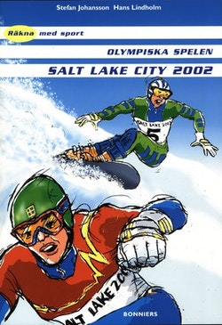 Olympiska spelen. Salt Lake City 2002 (5-pack)