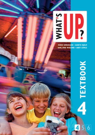 What's Up? 4 Textbook