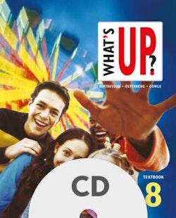 What´s up? år 8 Elev-cd (5-pack)