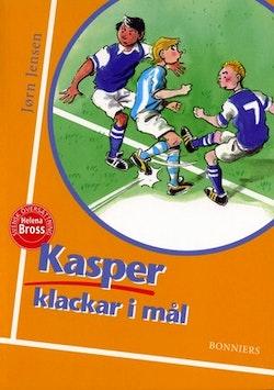 Kasper klackar i mål / se paket isbn 9789162271862