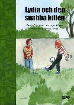 Lydia och den snabba killen, 32 sidor