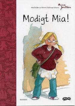 Modigt Mia, 12 sidor