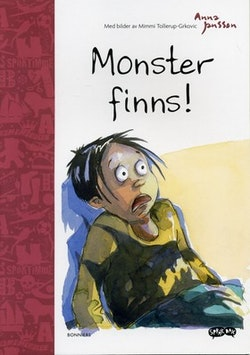 Monster finns, 12 sidor