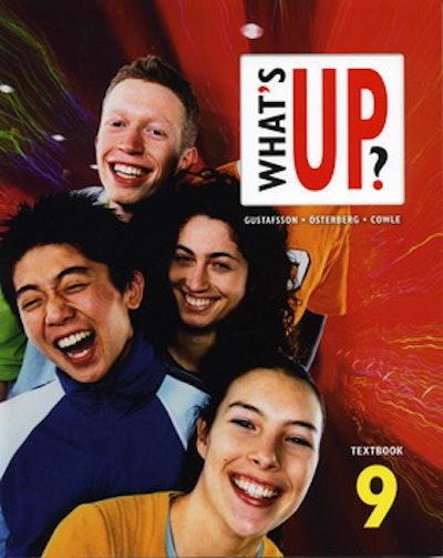 What's up? åk 9 Textbok inkl. ljudfiler, elevwebb
