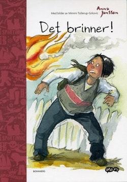 Det brinner!, 16 sidor