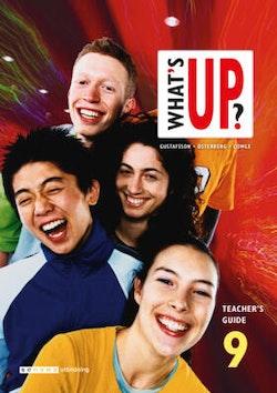 What´s up? år 9 Lärarhandledning