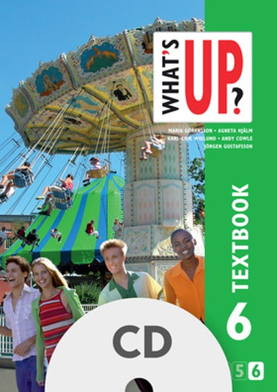 What´s up? 6  (6-9) Elev-cd  (5-pack)