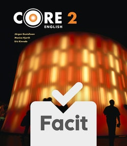 Core English 2 Elevfacit