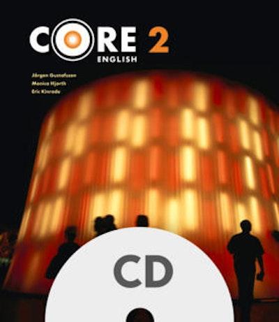 Core English 2 Lärar-cd 4 st.