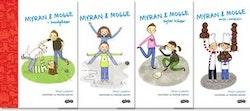 Myran och Mogge – paket (4 titlar)
