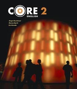 Core English 2 Allt i ett-bok inkl. ljudfiler